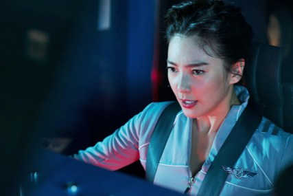 zhang yuqi stars in LOST IN THE PACIFIC