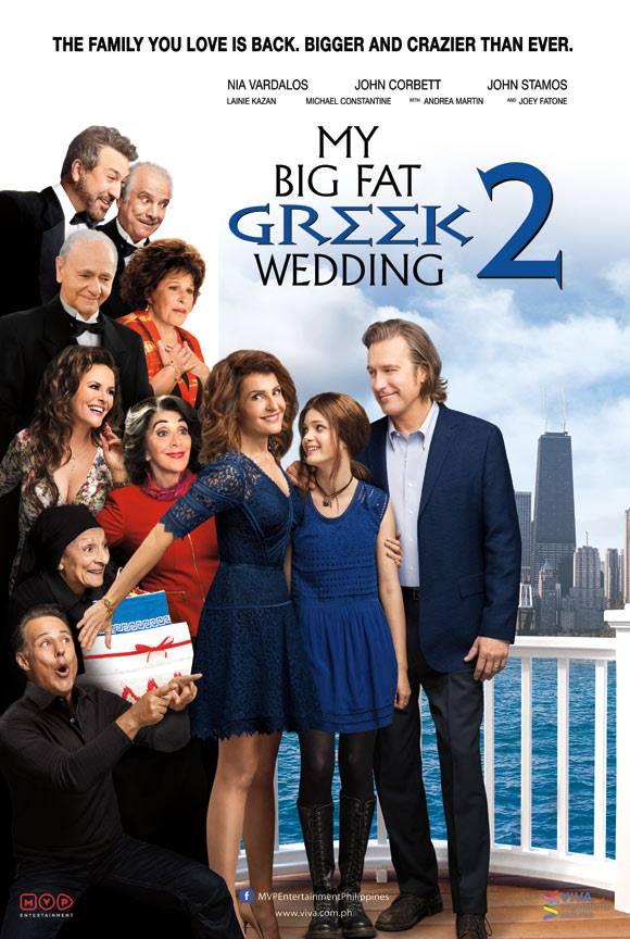13 My Big Fat Greek Wedding 2