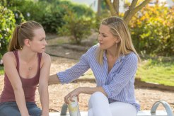 britt robertson and kate hudson in MOTHER'S DAY