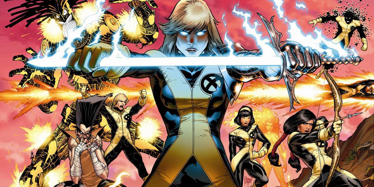 X New Mutants