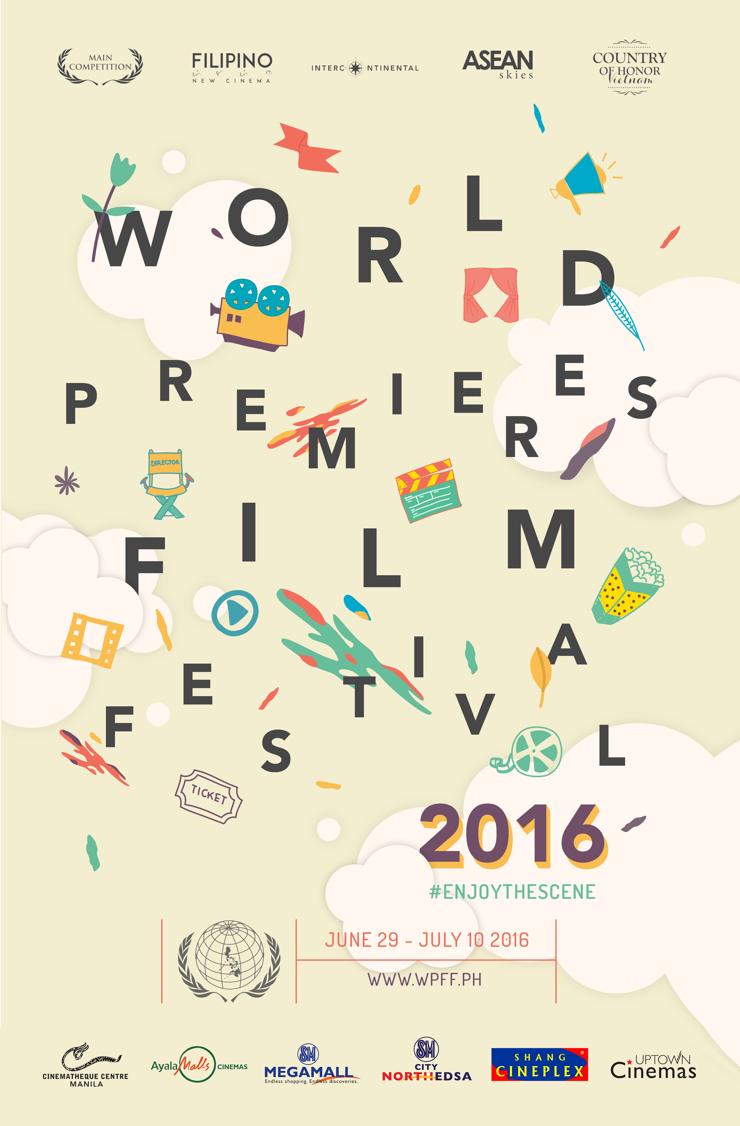 WPFF Official Poster