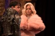 Dane Dehaan & Rihanna in VALERIAN