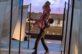 "Michelle WIlliams and Hugh Jackman star in Twentieth Century Fox's ""The Greatest Showman."""