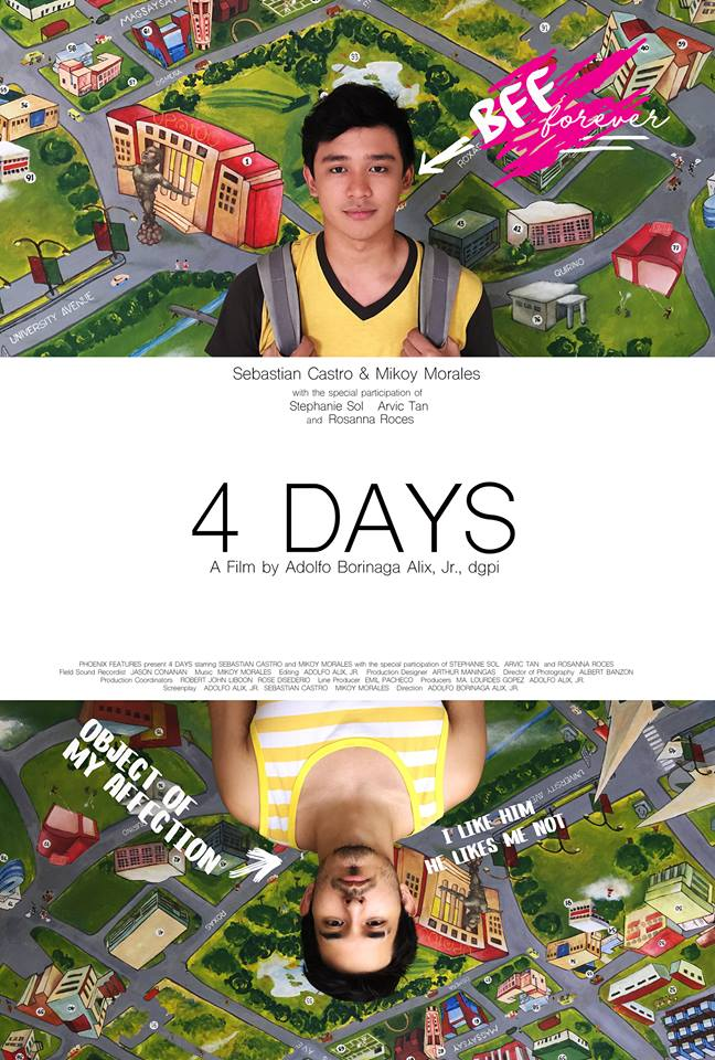 4 DAYS POSTER
