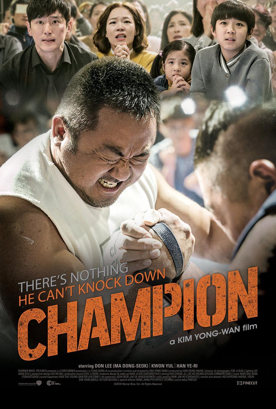 Champion Poster