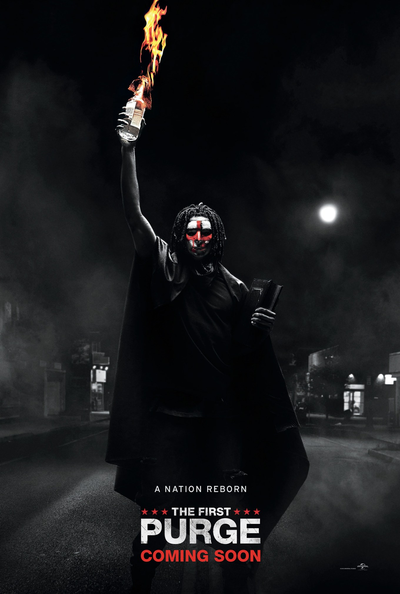 The First Purge Poster TFP