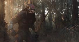 "Twentieth Century Fox presents ""The Predator."""