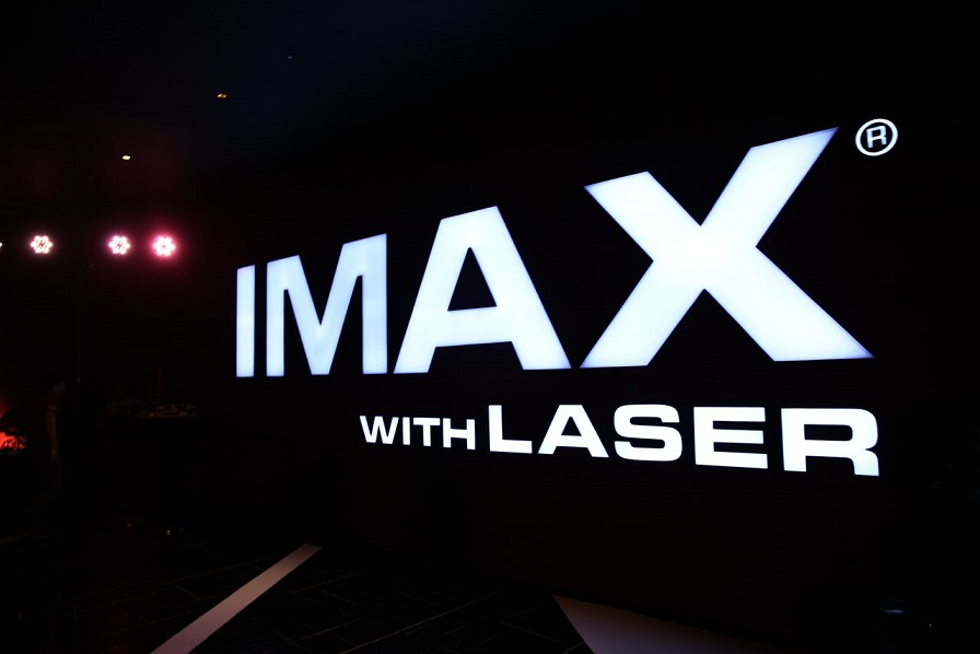 IMAX with LASER at Vista Cinemas' EVIA Mall
