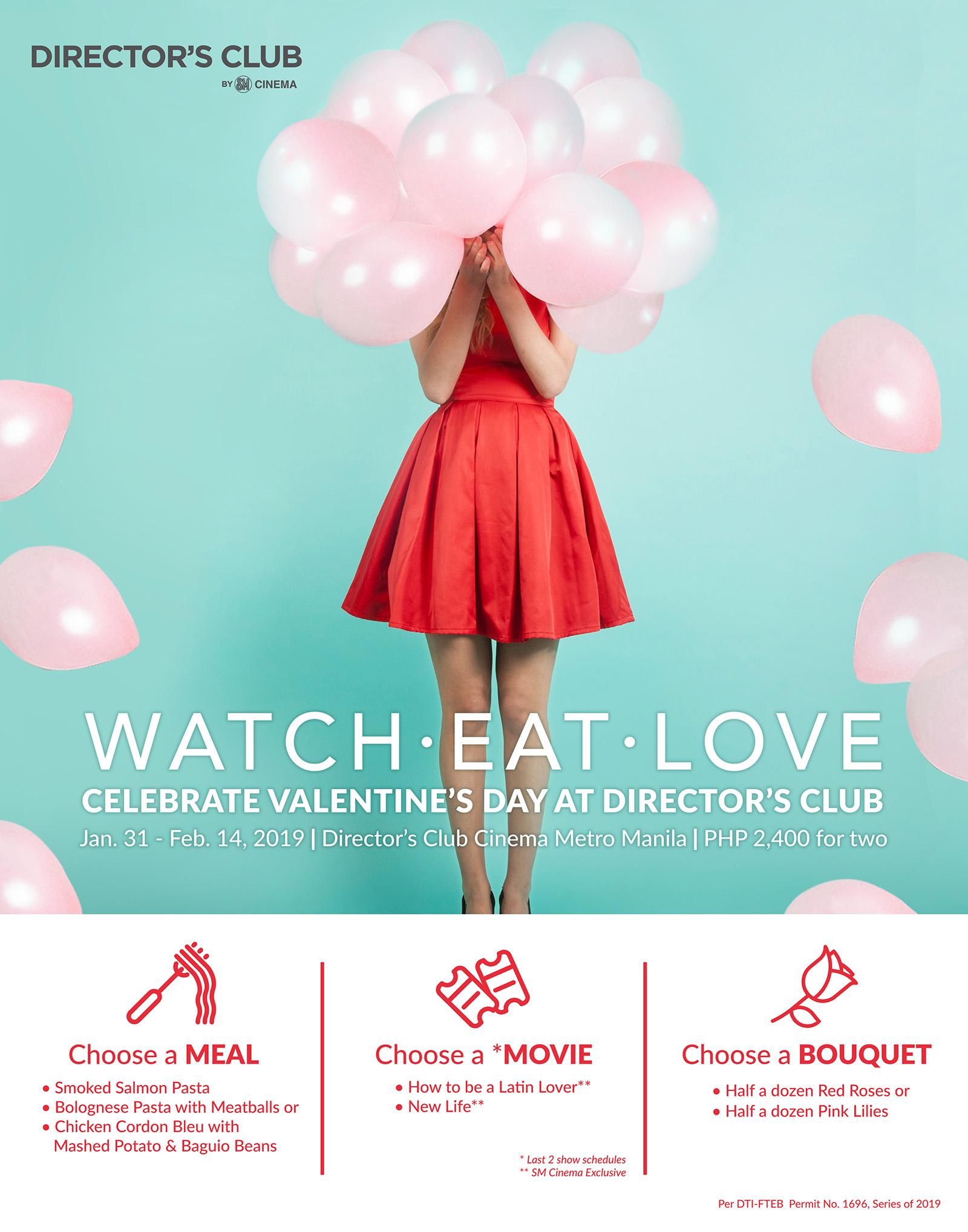 Movie Date Night Poster