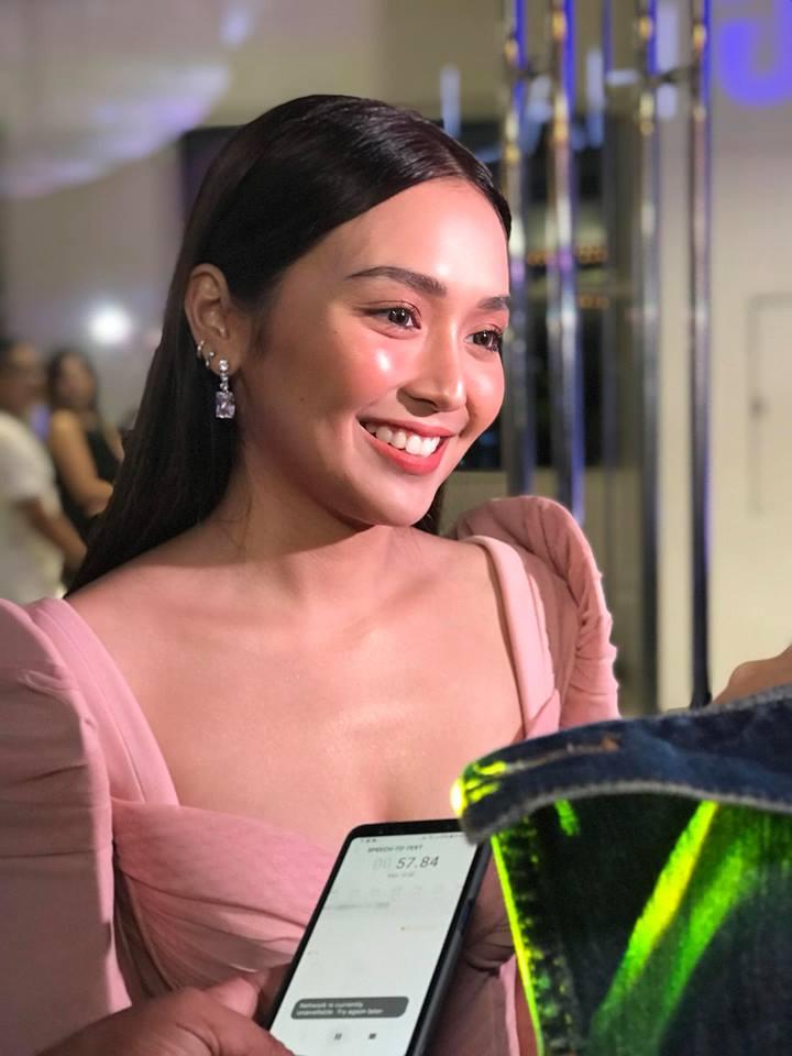The Hows of Us Film Ambassadors Night Kathryn Bernardo (1)