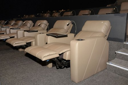 Director's Club Reclining Chairs