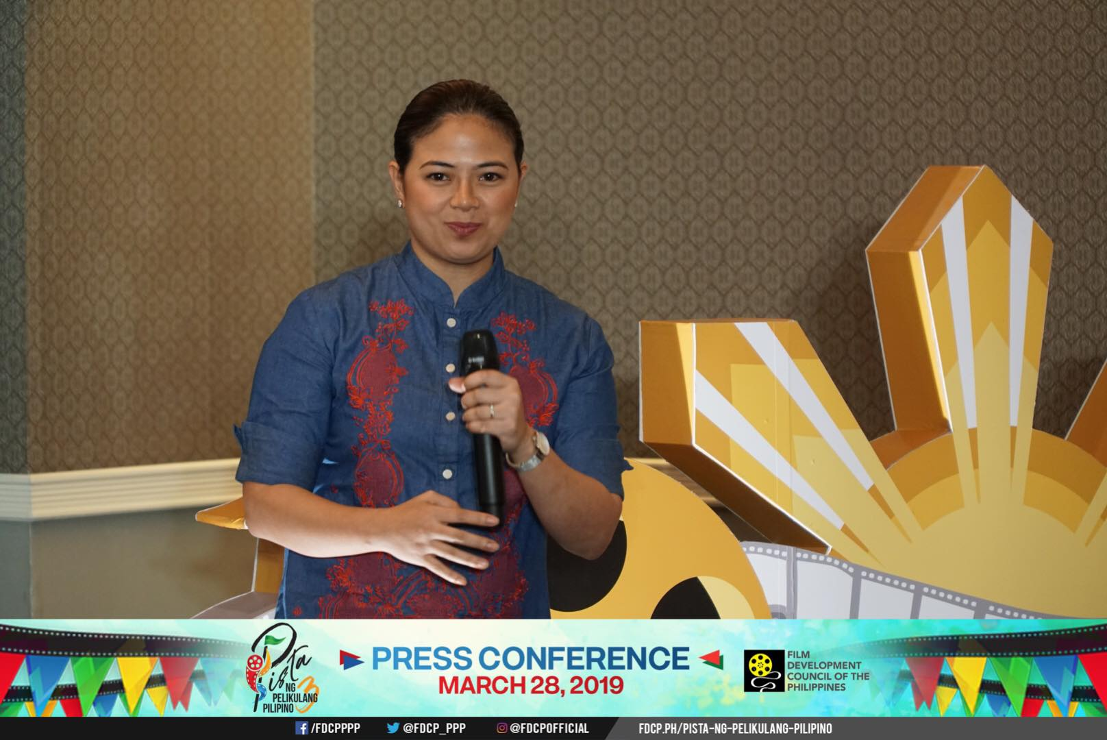 FDCP Chairperson and CEO Mary Liza Diño