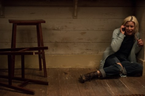 Tori Breyer (Elizabeth Banks) in Screen Gems' BRIGHTBURN.