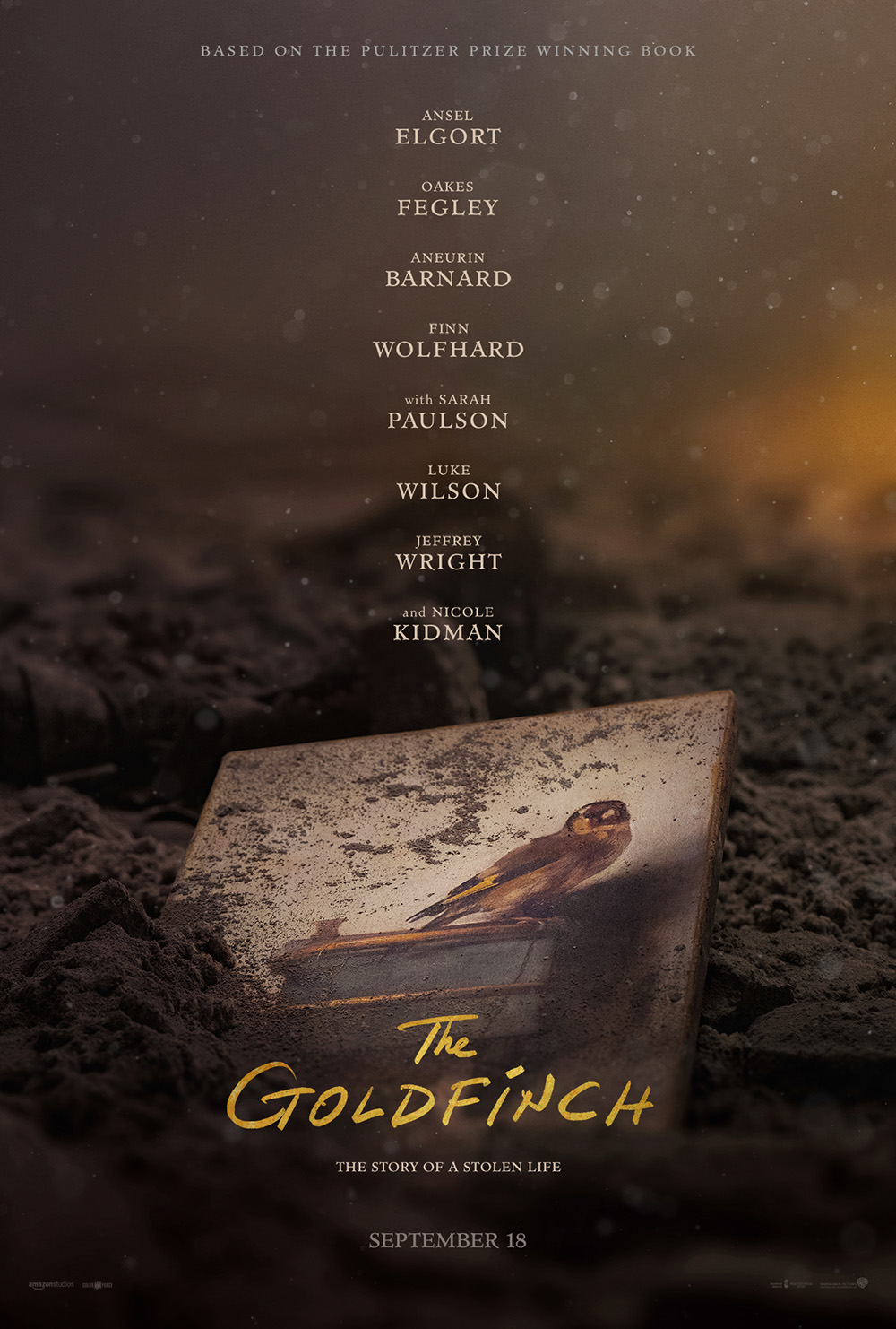 18 The Goldfinch
