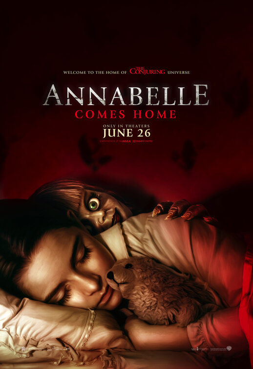 26 Annabelle Comes Home