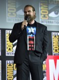 SAN DIEGO, CALIFORNIA - JULY 20: David Harbour of Marvel Studios' 'Black Widow' at the San Diego Comic-Con International 2019 Marvel Studios Panel in Hall H on July 20, 2019 in San Diego, California. (Photo by Alberto E. Rodriguez/Getty Images for Disney)