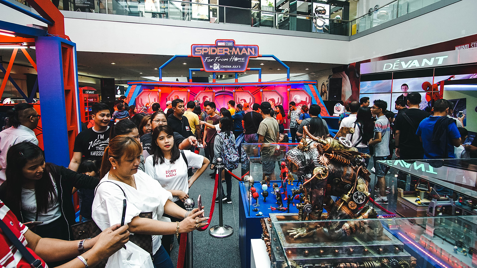 Spider-Man Experience Mall of Asia (4)