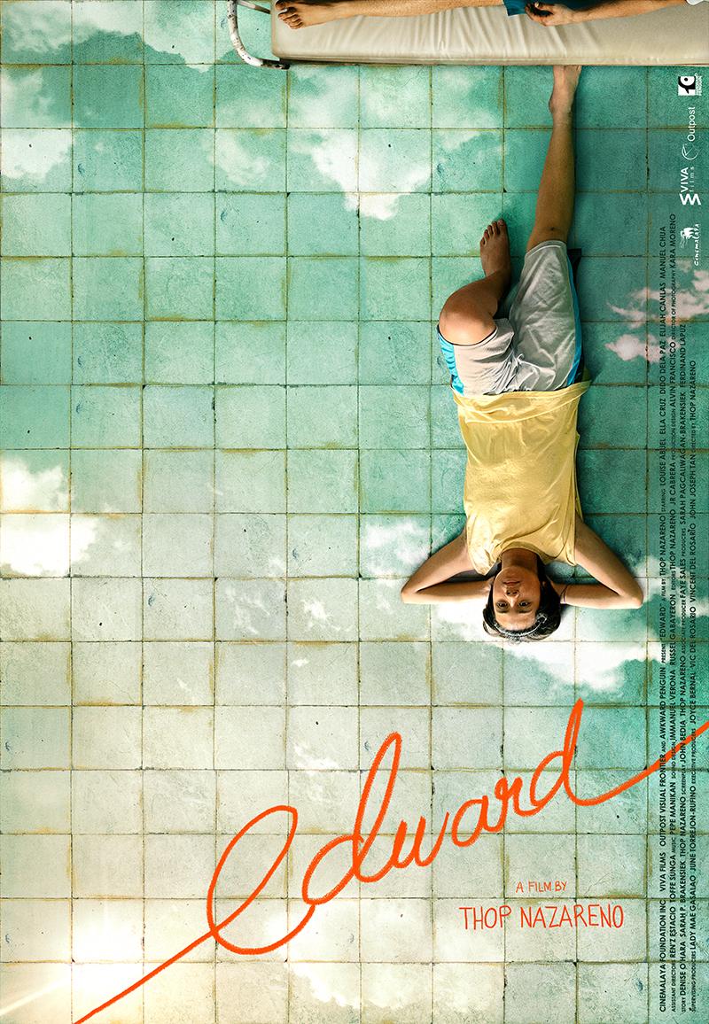 Cinemalaya Edward Poster