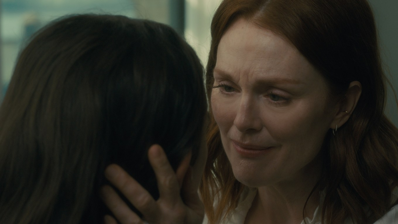 julianne moore stars in AFTER THE WEDDING