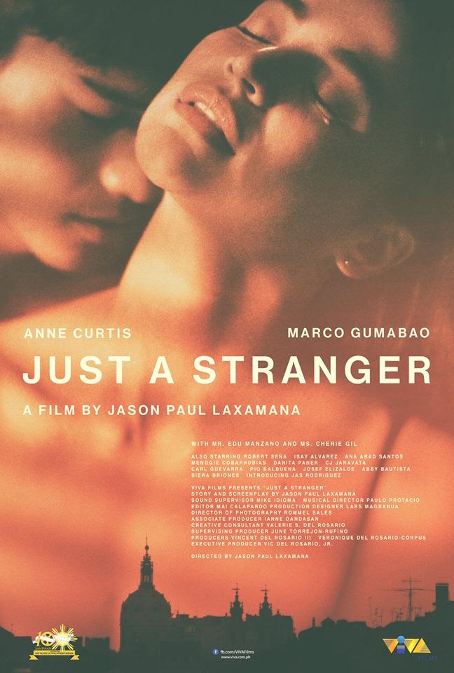 Just a Stranger Poster
