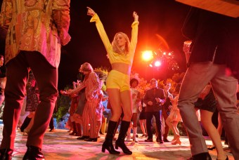 Margot Robbie stars in ONCE UPON A TIME IN HOLLYWOOD.