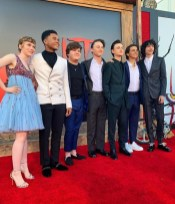 IT 2 - Young Losers Cast