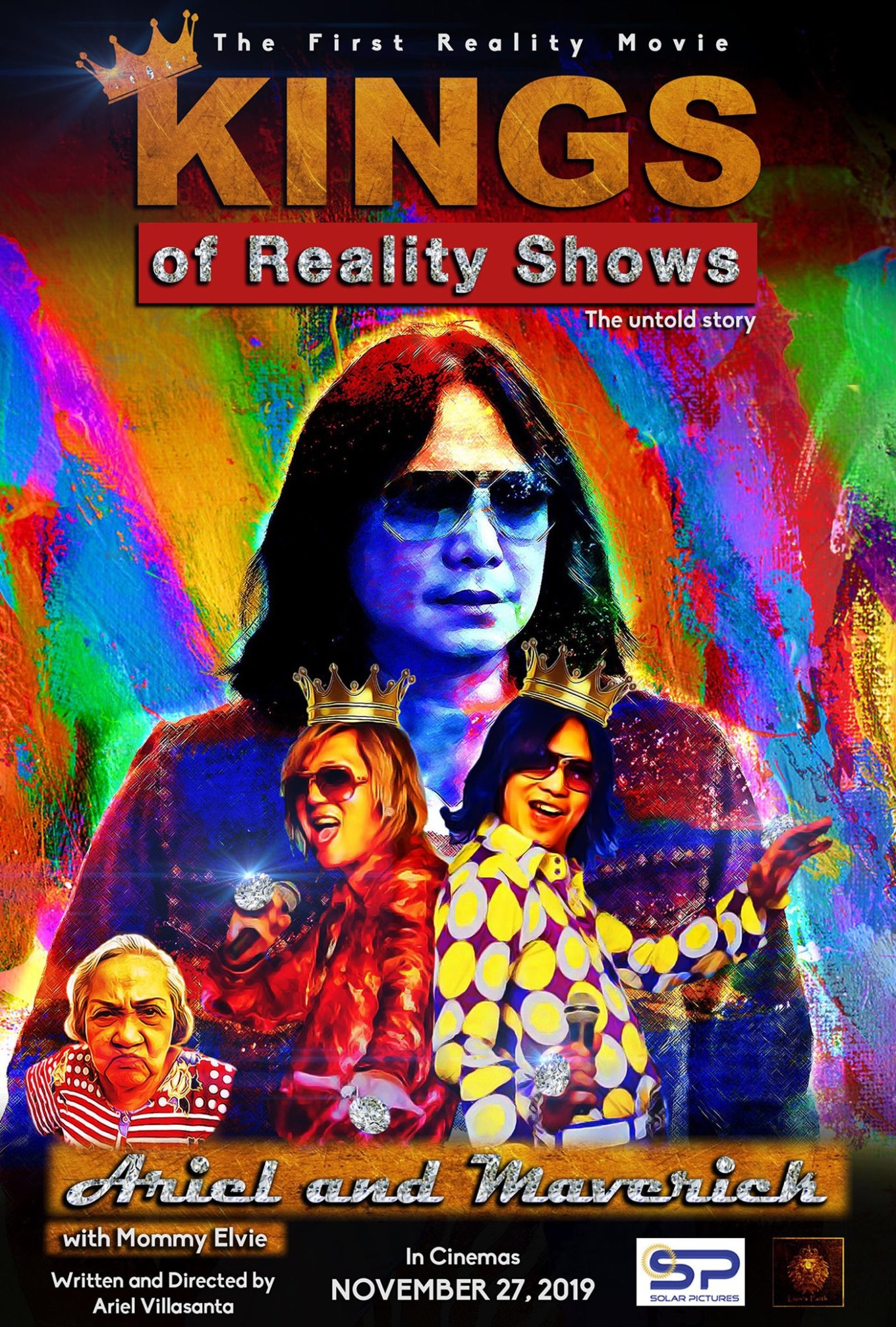 27 Kings of Reality Shows Poster
