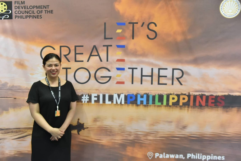 FDCP Chairperson Liza Diño