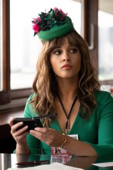 Naomi Scott stars in Charlie's Angels