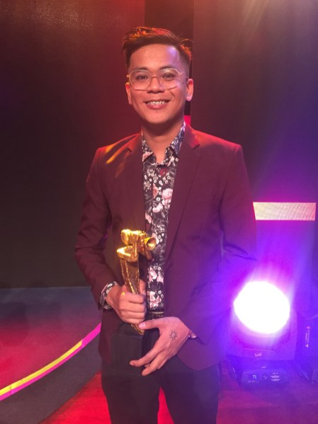 'Metamorphosis' director J.E. Tiglao wins Best Director