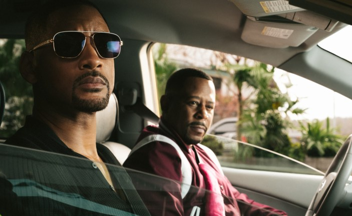 Will Smith and Martin Lawrence star in Columbia Pictures' BAD BOYS FOR LIFE.