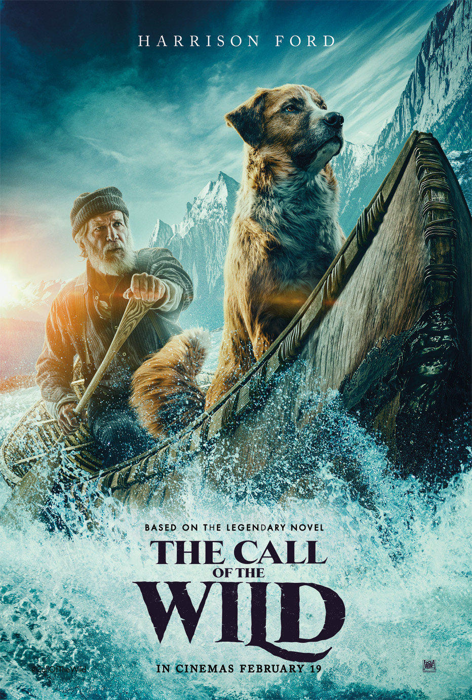 The Call of The Wild - Payoff Poster