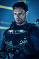 Sam Heughan (Dalton) at RST Lab in Columbia Pictures' BLOODSHOT.