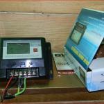 Обзор бюджетного контроллера заряда для солнечных панелей с LCD дисплеем.
