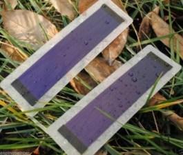 Посылка из Китая #58 Гибкая солнечная батарея.