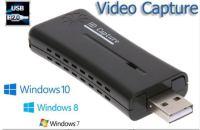 Портативная USB HDMI Карта видеозахвата USB 2,0 порт HD 1 способ HDMI 1080 P