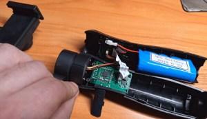 Ремонт после падения Стедикам Gmini GM STD3200B