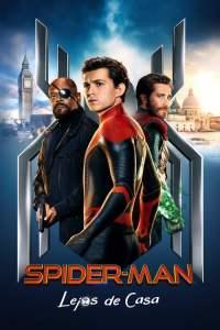 Spider-Man: Lejos de Casa 4K