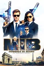 Men in Black: International 4K