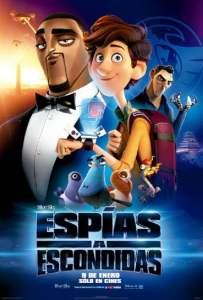 Espías a Escondidas (2019) Latino
