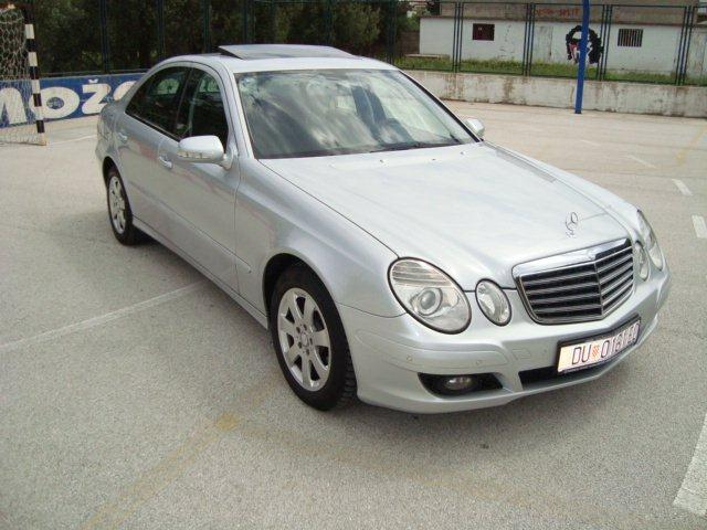 RENT A CAR mercedes