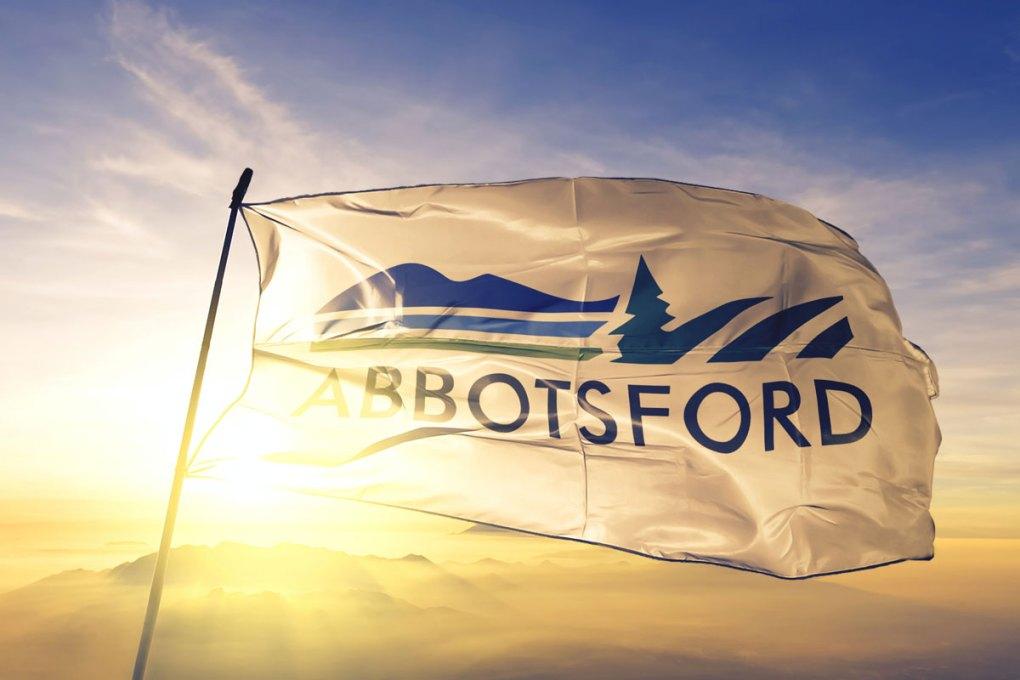 Abbotsford-Flag