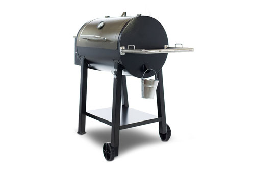 The Pit Boss 440 Deluxe Wood Pellet Grill Review