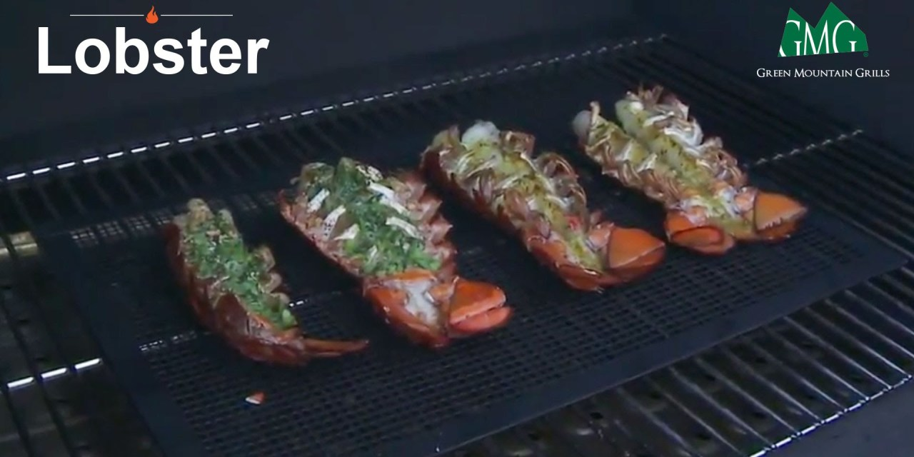How To Grill Lobster Tails Green Mountain Pellet Grills