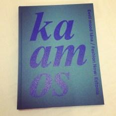KAAMOS. Fashion Now: Estonia. The book.