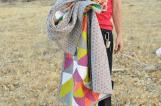 Just Tri It! Quilt by Lauren Dahl for Pellon Projects