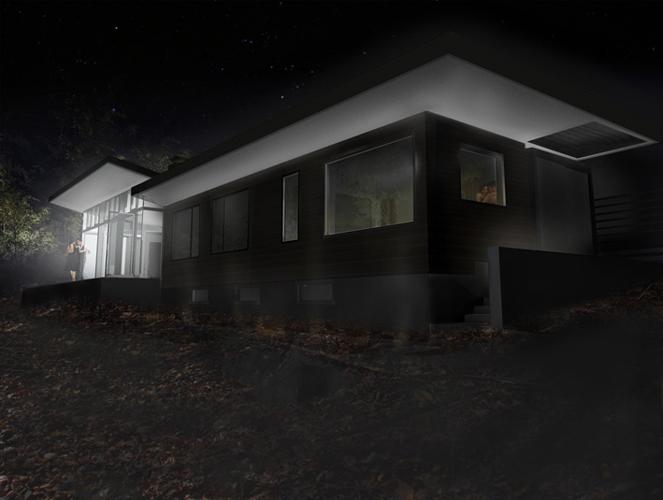 House In Catskill Pelloverton Architects