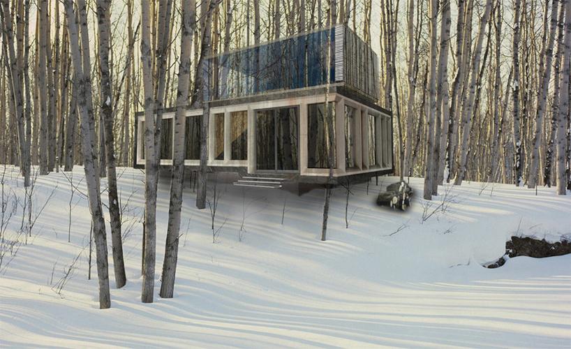 Perch House Pelloverton Architects