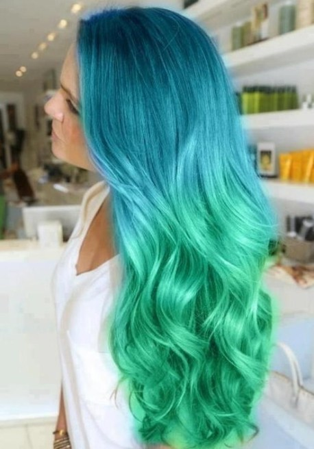 trendy hair color ombre long hairstyles popular haircuts pretty hair dye ideas - theshowroom.xyz