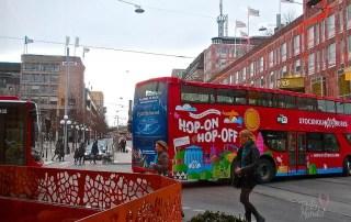 Hop on HOp off Estocolmo